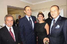 Abdi Ayhan, Cenk Çimen, Nora Karakaş Paşalı,Aytekinhan Yıldırıcı