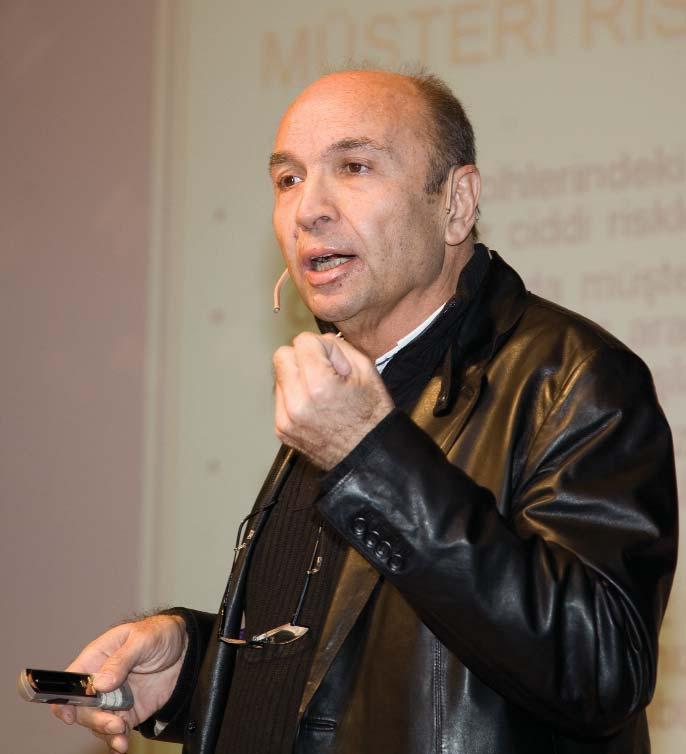 Prof. Dr. Arman Kırım <br />Rekabetin çok ve iş birliğinin sıfır olduğu noktada rakiplerle belli alanlarda iş birliği modeline geçmelisiniz.