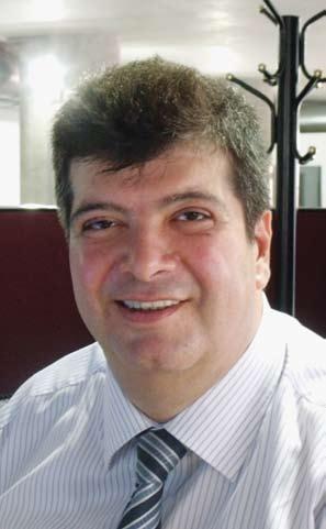 ERTAN VULUVAN<br />Eskidji Genel Müdür Yardımcısı
