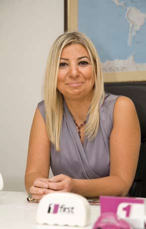 CANAN AYHAN<br />First Car Rental / Ayka Yönetici Direktörü