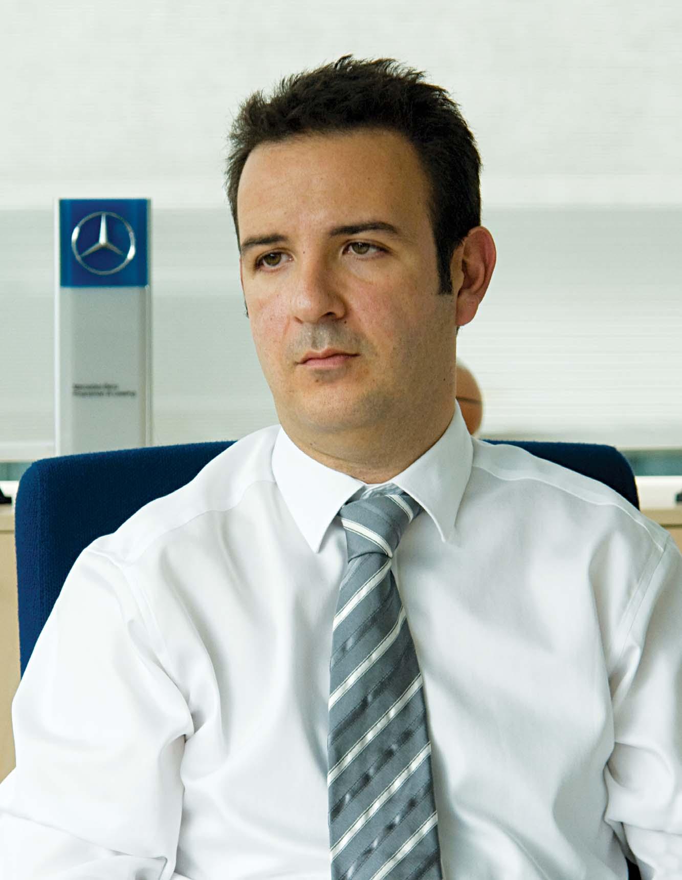Koluman Motorlu Araçlar Tic. A.Ş. Otomobil Satış Müdürü K. Altuğ Erciş