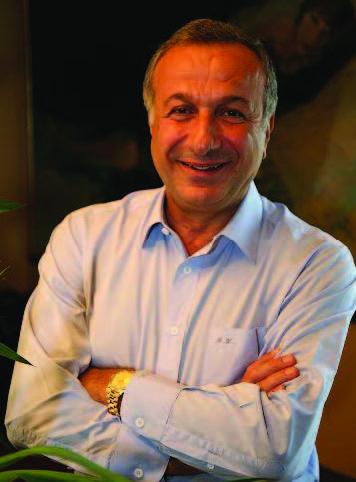 BAŞARAN ULUSOY<br />Türkiye Seyahat Acentaları Birliği Yönetim Kurulu Başkanı