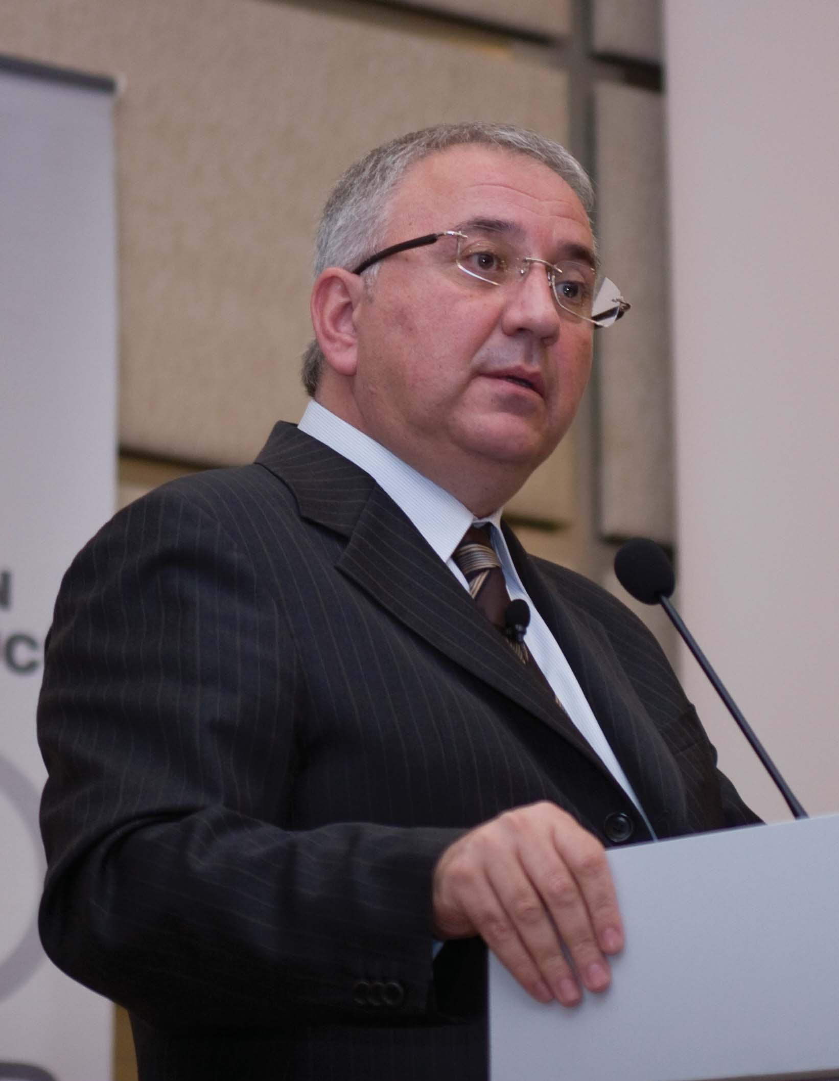 OYDER Yönetim Kurulu Başkanı H. Şükrü Ilısal: