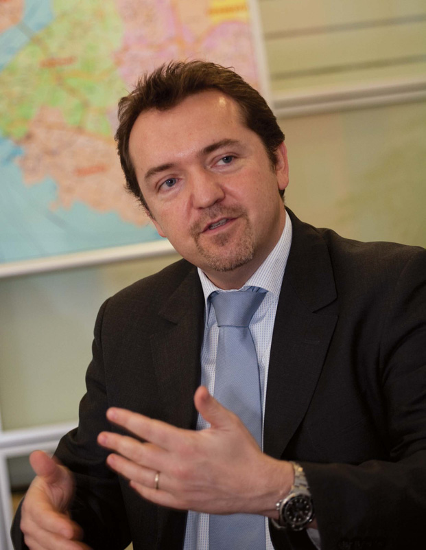 Renault Genel Müdür Yardımcısı (Ticari) Guillaume Sicard