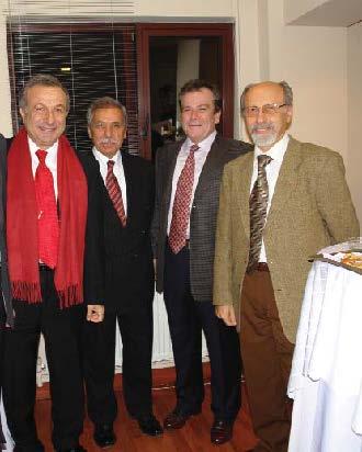 Başaran Ulusoy, Abdi Ayhan, Şevket Esin,Celal Alpay