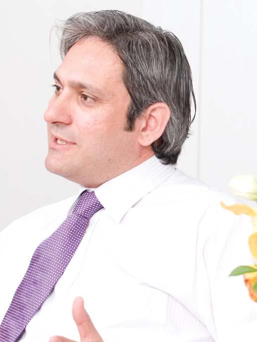 Hedef Filo Hizmetleri Satış ve Pazarlama Direktörü Tansu Öztorun