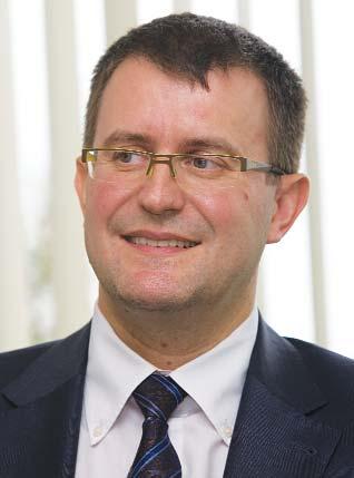 TEB Arval Genel Müdürü<br />Luc Soriau