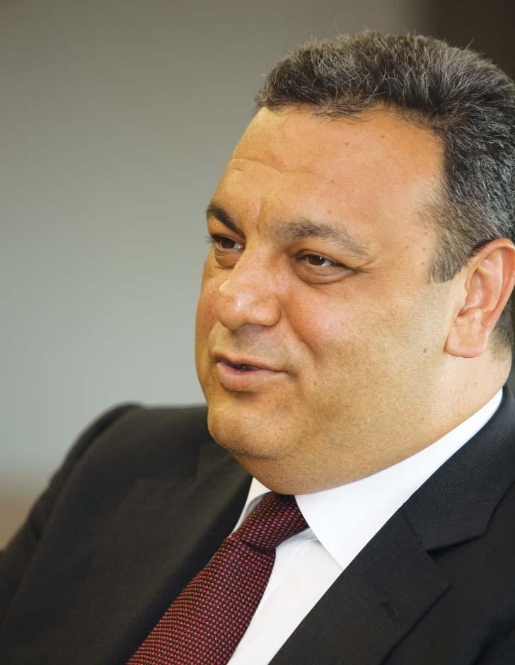 Toyota Türkiye CEO'su ve Yönetim Kurulu Üyesi Ali Haydar Bozkurt